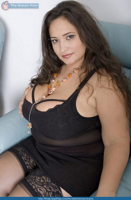 Emma roberts big tits