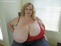 Suzie loving heavy tits goddess  exciting mature bbw with giant tits proudly displays them for you to jerk off to. Lusty mature bbw with giant tits proudly displays them for you to jerk off to.