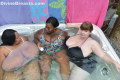 Hot tub voluminous tits lexxxi. Join all three great natural tits wonder women in the hot tub! Lexxxi Luxe, Ms Diva and Cotton Candi are floating their great boobs in the water. It's sheer huge tits madness when they pull out there gigantomastia boobs to play with. You'll wanna play with your tool to this one!