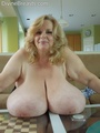 Suzie boobs out for grabs  hard tits suzie has her mature m cup boobs out for you to give suck and feel. Hard natural tits Suzie has her mature M cup natural tits out for you to suc and feel