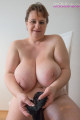 Kristy milf with large boobs.