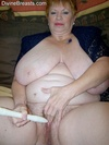 Valerie long boobs granny dildo  grandmother with the biggest breasts have sex herself with a dildo. Grandmother with the biggest tits fuck herself with a dildo